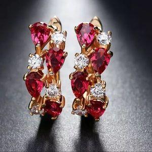 Zirconia Earrings